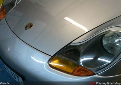 Porsche Car Detailing in Wokingham