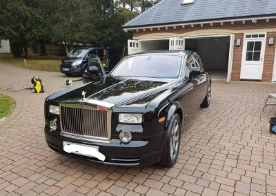 Rolls Royce Phantom – Regular Valet