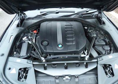 BMW Engine After