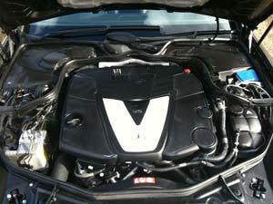 Engine Valet Service